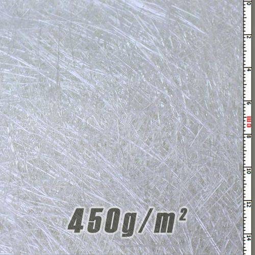 Manta de Fibra de Vidro 500g [0,79 X 1,4 M]