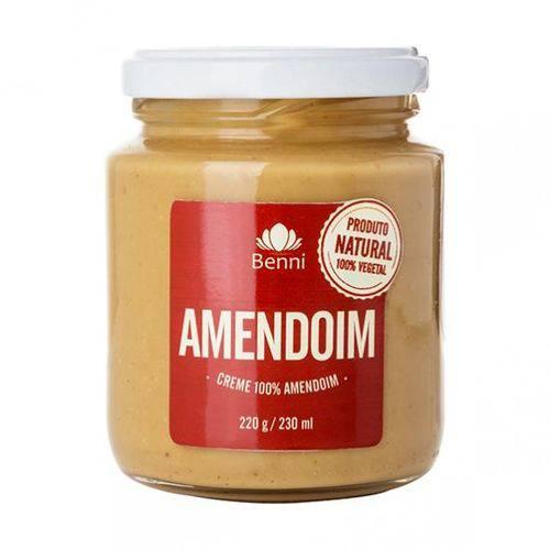 Manteiga de Amendoim 220g - Benni
