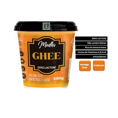 Manteiga Ghee 400g