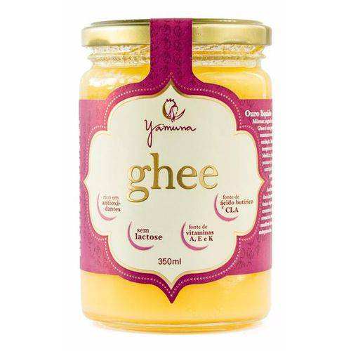 Manteiga Ghee 350ml