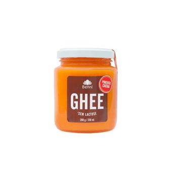 Manteiga GHEE com Pimenta Caiena 200g Benni