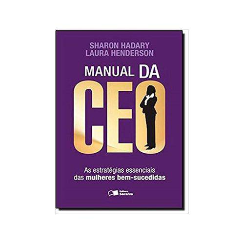 Manual da Ceo 1ªed. - Saraiva