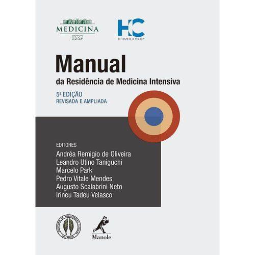 Manual da Residencia de Medicina Intensiva - Manole