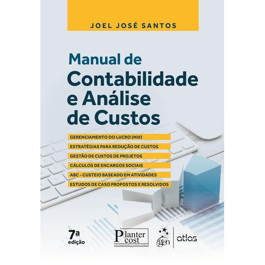 Manual de Contabilidade e Analise de Custos - Atlas
