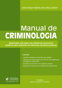 Manual de Criminologia (2018)