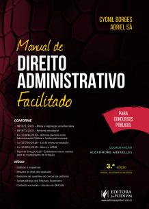 Manual de Direito Administrativo Facilitado (2019)