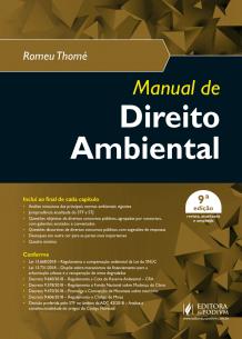 Manual de Direito Ambiental (2019)