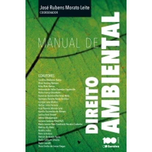 Manual de Direito Ambiental - Saraiva