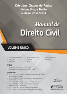 Manual de Direito Civil - Vol. Único (2019)