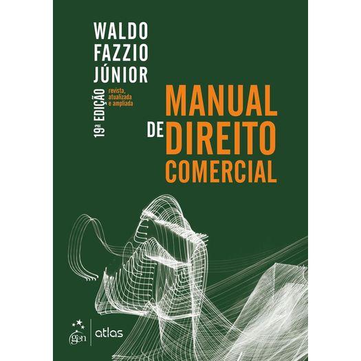 Manual de Direito Comercial - Fazzio - Atlas - 19 Ed