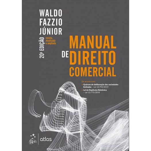 Manual de Direito Comercial - Fazzio - Atlas