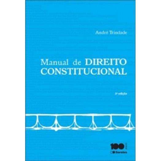 Manual de Direito Constitucional - Saraiva