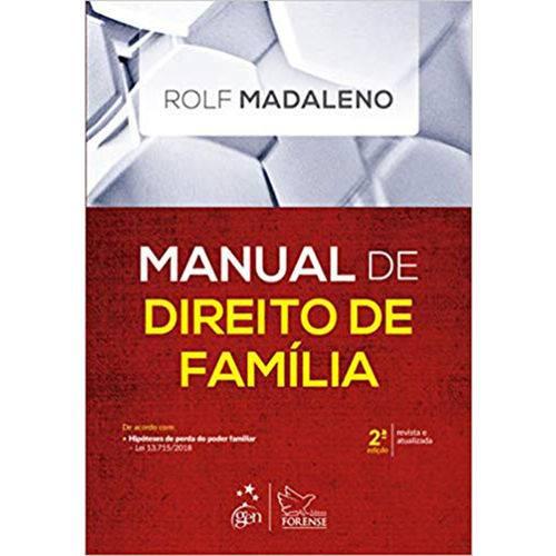 Manual de Direito de Família - 2ª Edição (2019)