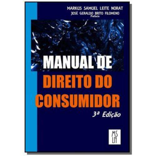 Manual de Direito do Consumidor 11