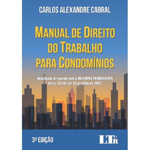 Manual de Direito do Trabalho para Condominios - Ltr