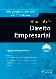 Manual de Direito Empresarial (2019)