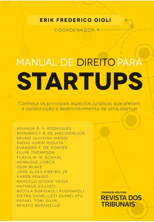 Manual de Direito para Startups