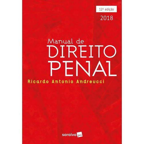 Manual de Direito Penal - Andreucci - Saraiva