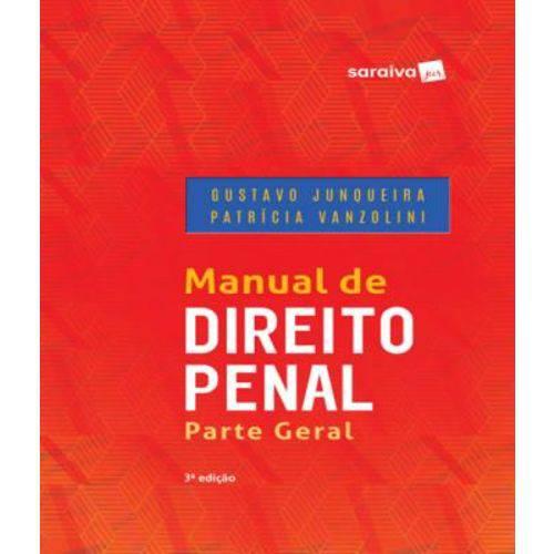 Manual de Direito Penal - Parte Geral - 03 Ed