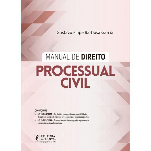 Manual de Direito Processual Civil - Juspodivm