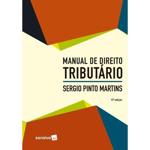 Manual de Direito Tributario - Saraiva - 17 Ed