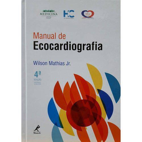 Manual de Ecocardiografia
