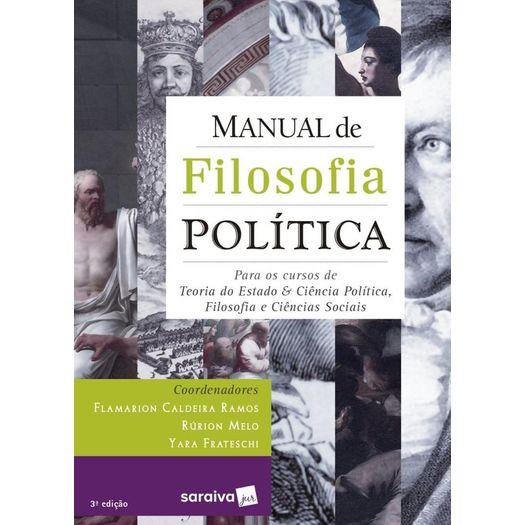 Manual de Filosofia Politica - Saraiva
