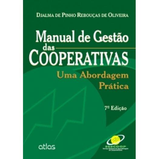 Manual de Gestão das Cooperativas