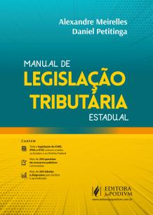 Manual de Legislação Tributária Estadual (2019)