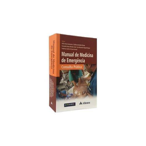 Manual de Medicina de Emergência - Consulta Prática