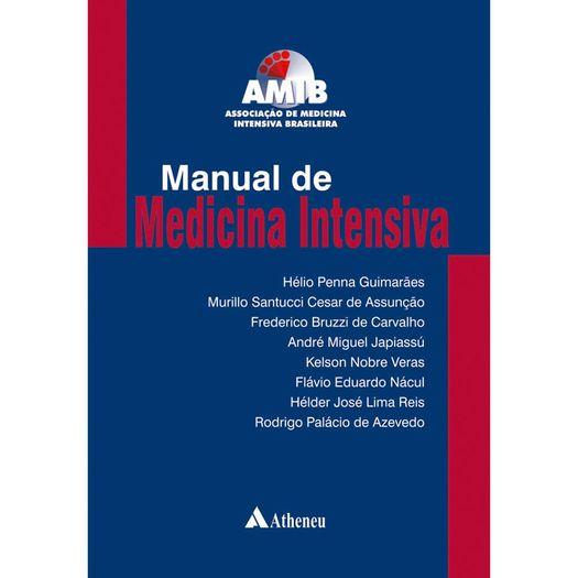 Manual de Medicina Intensiva - Atheneu