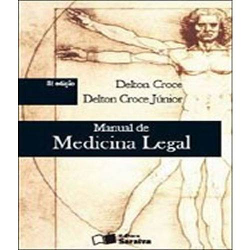 Manual de Medicina Legal - 08 Ed