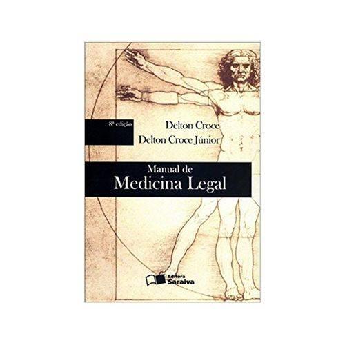 Manual de Medicina Legal 8ªed. - Saraiva