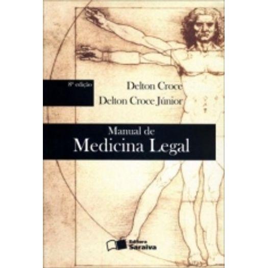 Manual de Medicina Legal - Saraiva