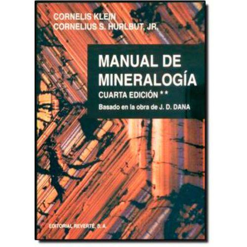 Manual de Mineralogia - Vol.2