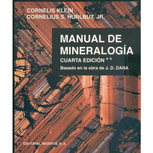 Manual de Mineralogía-vol.2