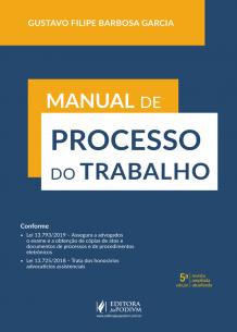 Manual de Processo do Trabalho (2019)