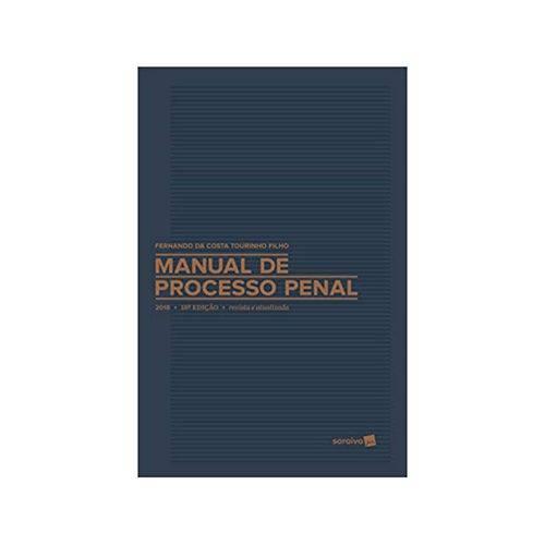 Manual de Processo Penal 18ªed. - Saraiva