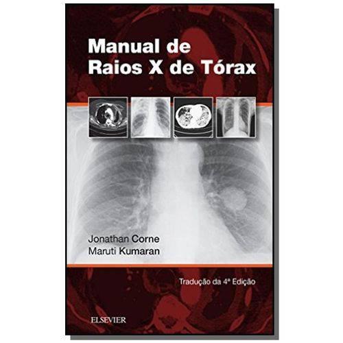 Manual de Raios-x de Torax