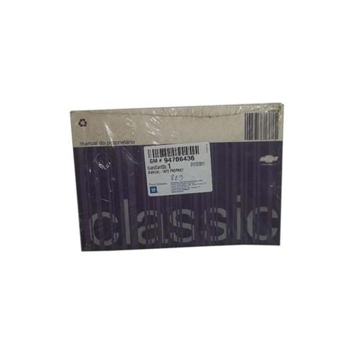 Manual do Proprietário 94706436 Corsa Classic