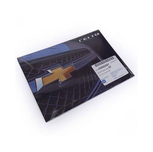 Manual do Proprietário Veículo 52062587 Celta