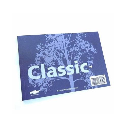 Manual do Proprietário Veículo 52026983 Corsa Classic