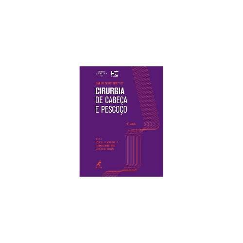 Manual do Residente de Cirurgia de Cabeça e Pescoço