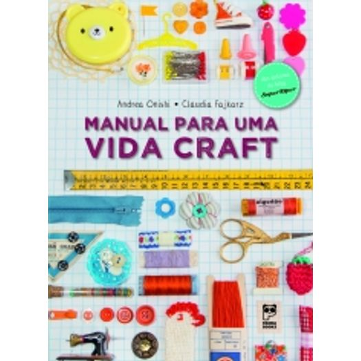 Manual para uma Vida Craft - Panda Books