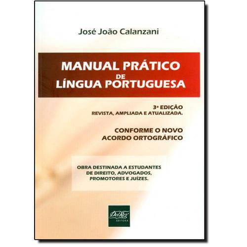 Manual Prático de Língua Portuguesa