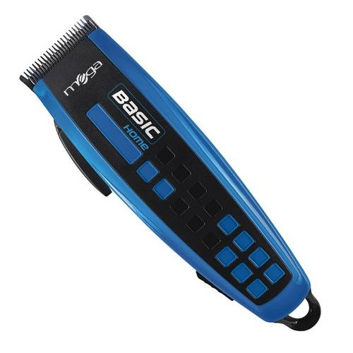 Máquina de Cortar Cabelo Basic Home 220v At9101220 Mega