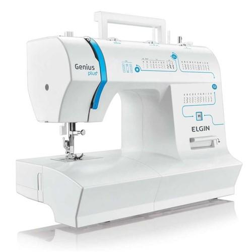 Máquina de Costura 31 Pontos Elgin Genius Plus JX4035 127V