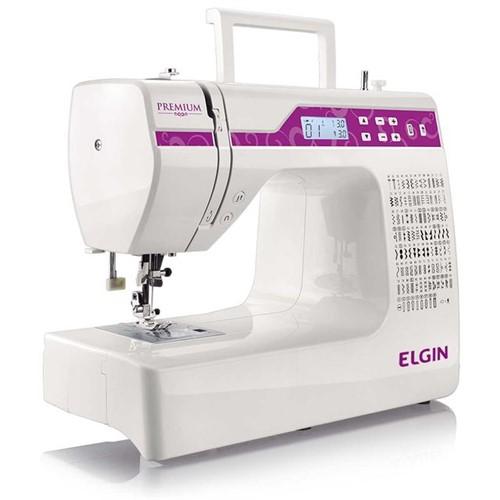 Máquina de Costura 100 Pontos Bivolt Elgin JX-10000 DIVERSOS