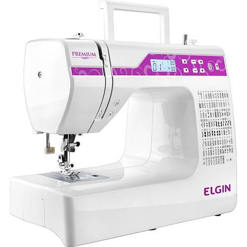 Máquina de Costura Elgin Premium Eletrônica