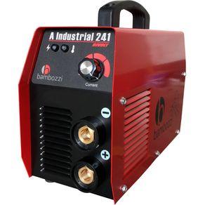 Maquina de Solda Inversora Industrial 241 Bivolt 200A - Bambozzi